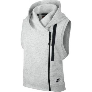 Women's Nike tech fleece vest